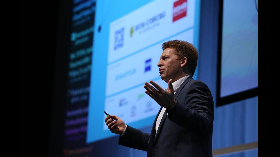 ams-Kongress 2016, Frank Gaßner, T-Systems International