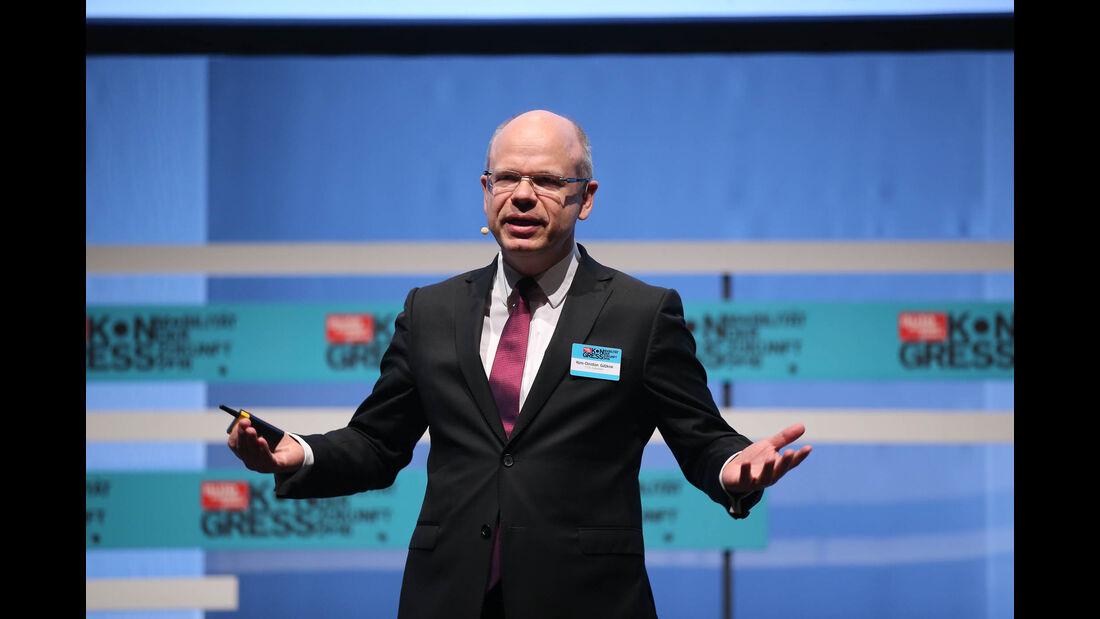 ams-Kongress 2016, Hans-Christian Gützkow, TOTAL Deutschland