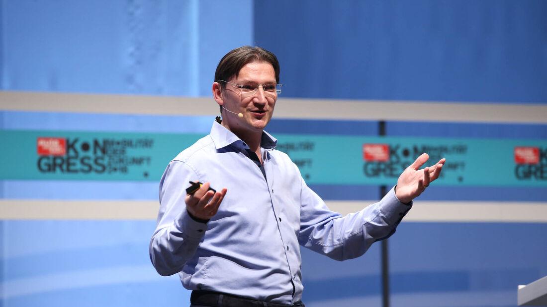 ams-Kongress 2016, Johann Jungwirth, Volkswagen AG