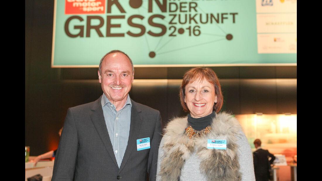 ams-Kongress 2016, Peter-Paul Pietsch, Dr. Patricia Scholten