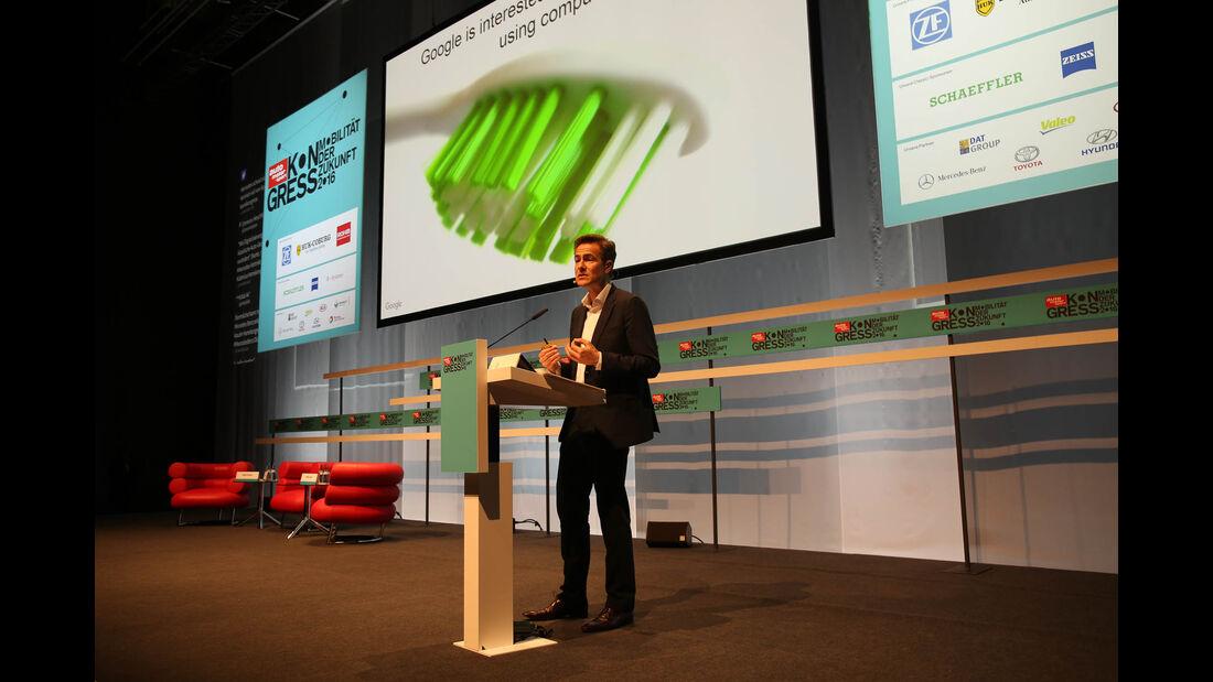 ams-Kongress 2016, Philipp Justus, Google Deutschland