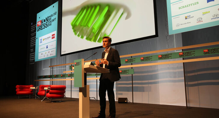 ams-Kongress 2016, Philipp Justus, Google Deutschland