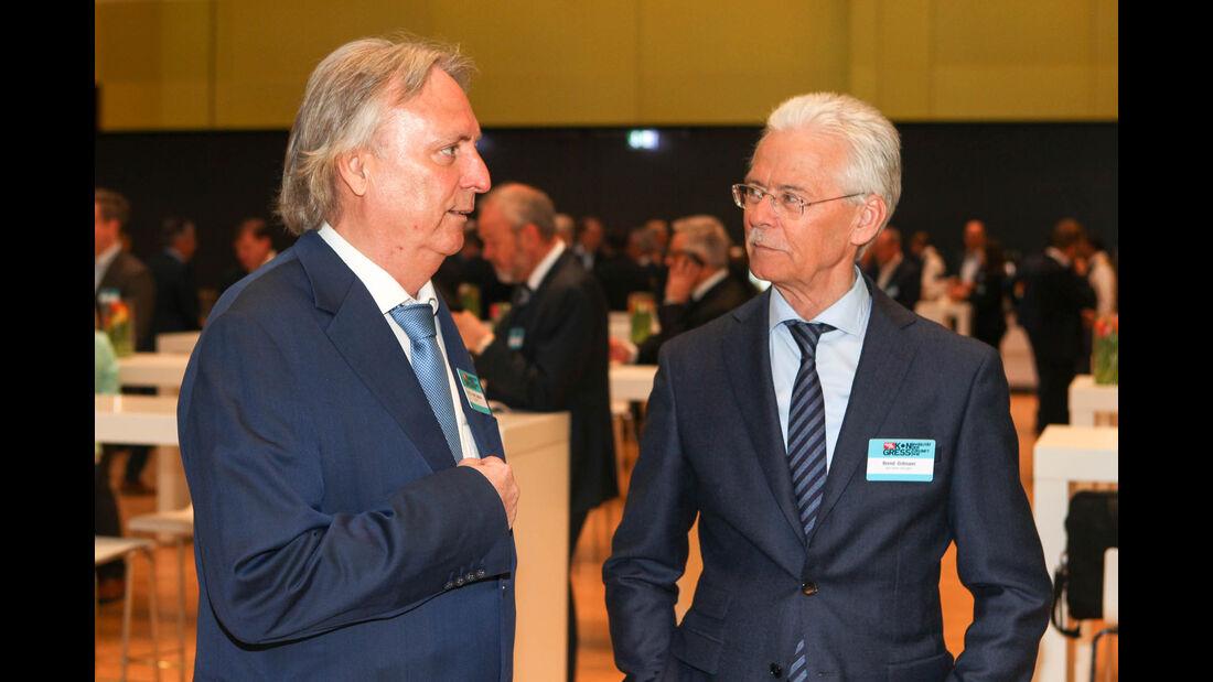 ams-Kongress 2016, Prof. Dr. Gutzmer, Bernd Ostmann