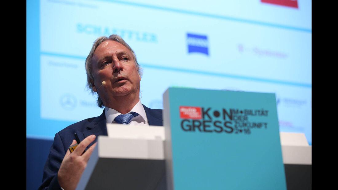 ams-Kongress 2016, Prof. Dr. Peter Gutzmer, Schaeffler AG