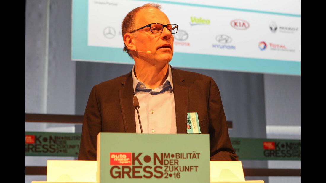 ams-Kongress 2016, Prof. Erich Schöls