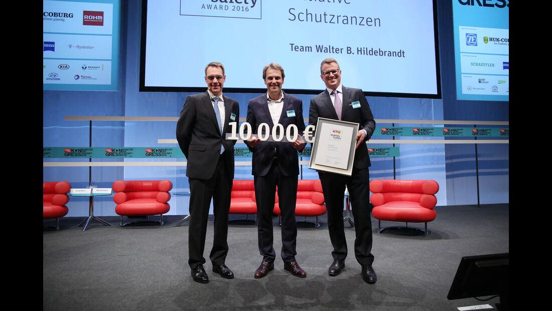 ams-Kongress 2016, Walther B. Hildebrandt, Initiative Schutzranzen