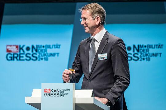ams Kongress 2018 Redner Prof. Günter Schuh
