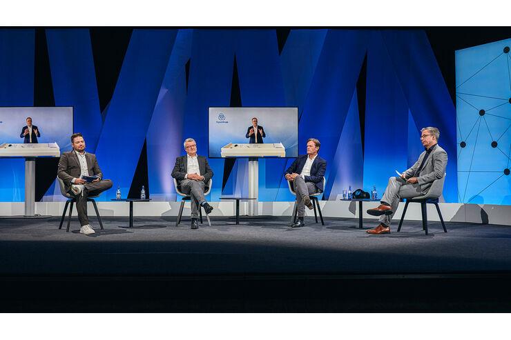 Nachbericht zun Kongress zur Mobilität der Zukunft Der Weg in die CO2-Neutralität
