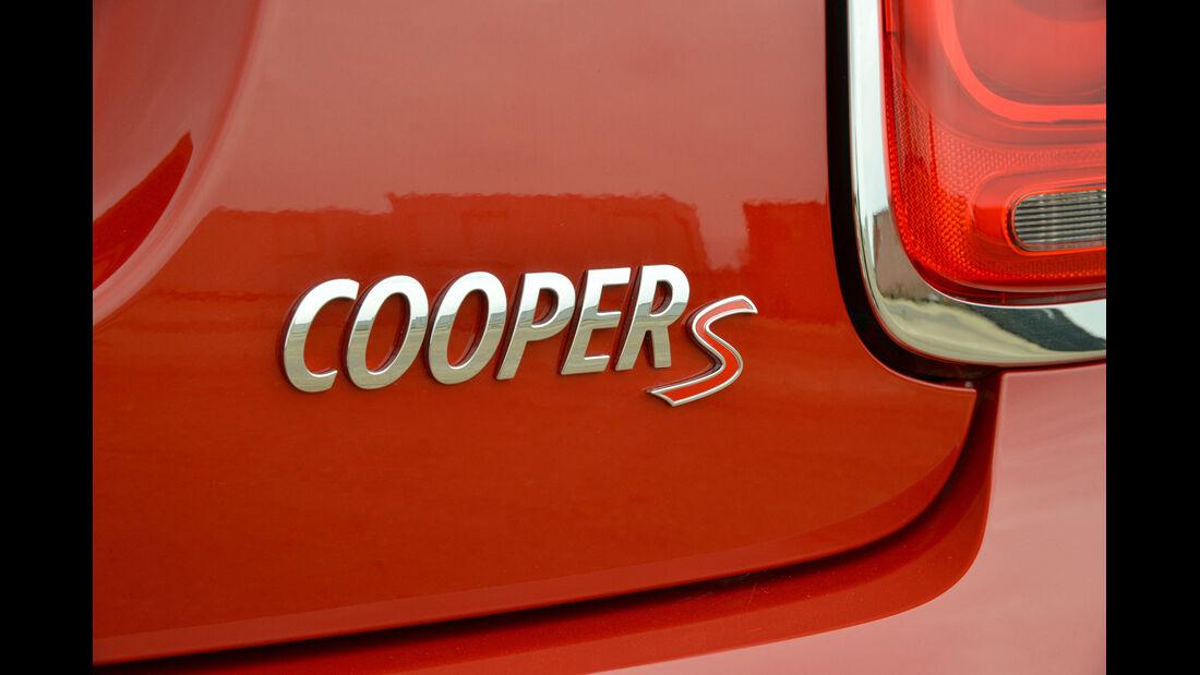ams, Mini Viertürer, Cooper S