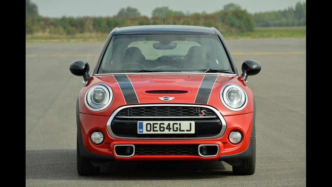 ams, Mini Viertürer, Cooper S Front