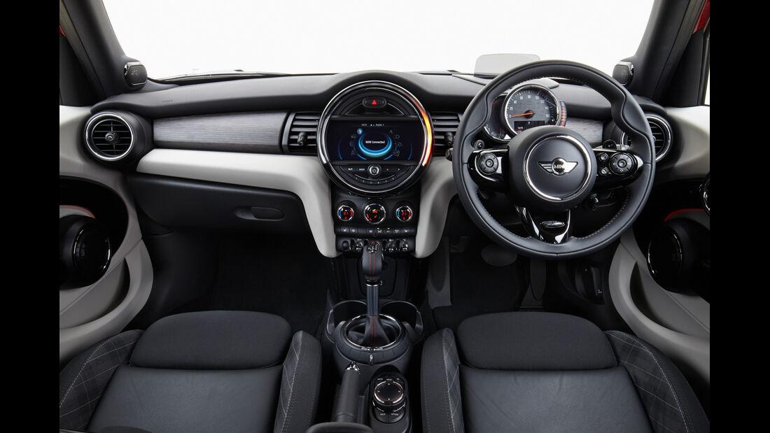 ams, Mini Viertürer, Cooper S Innenraum