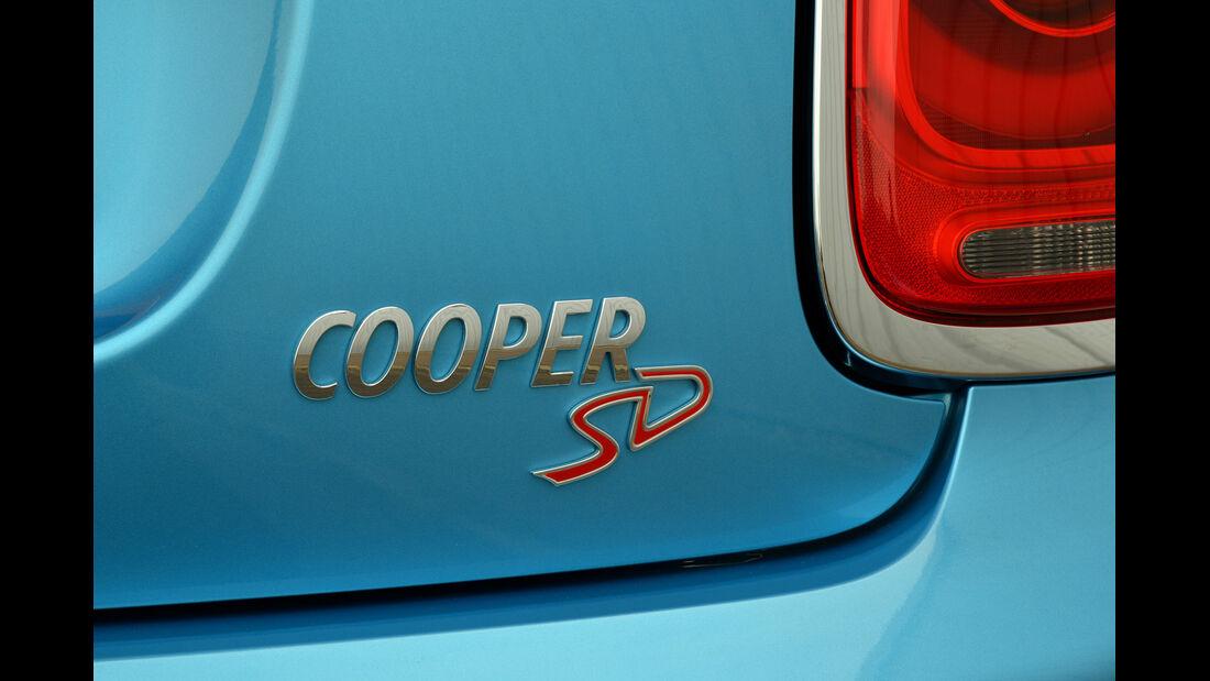 ams, Mini Viertürer, Cooper SD