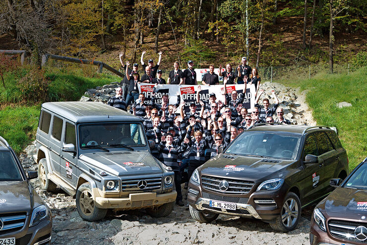 ams Offroad Challenge 2014