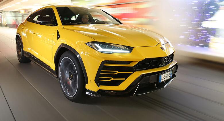 ams0119, Lamborghini Urus, Exterieur