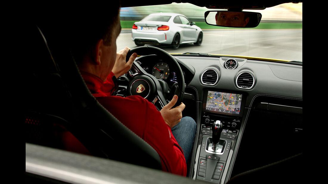 ams0219 VT S.118 BMW M2 Competition, Porsche 718 Cayman