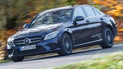 ams0319, Einzeltest, Mercedes C200 Avantgarde, Exterieur