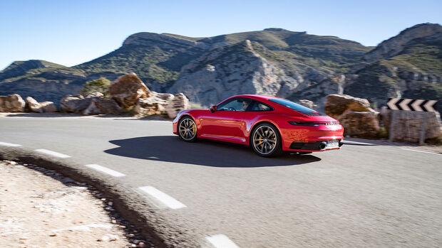 ams0319 Porsche 911 Carrera 4S Fahrbericht