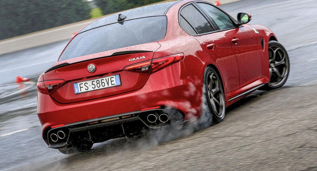 ams0319, Reportage, Alfa Romeo Giulia, Exterieur