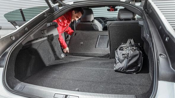 ams0419, Vergleichstest, Peugeot 508 BLUEHDi 160, Interieur
