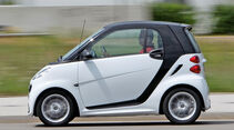 ams15/2012, Kleinwagen, 100 g/km CO2, Smart Fortwo