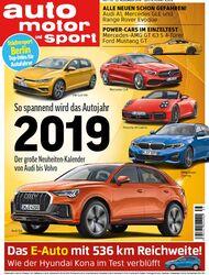 ams1825_2018 Ausgabe 25 Heft Cover