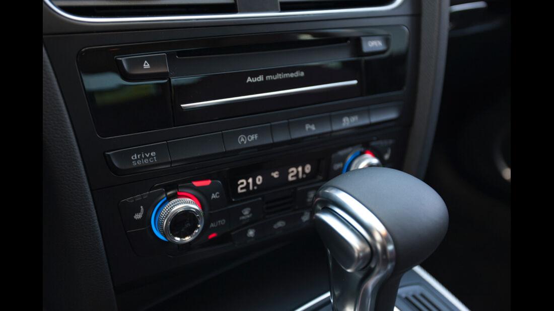 ams2011, Audi A5, Entertainmentsystem