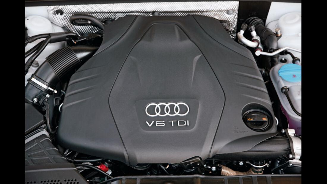 ams2011, Audi A5, Motor