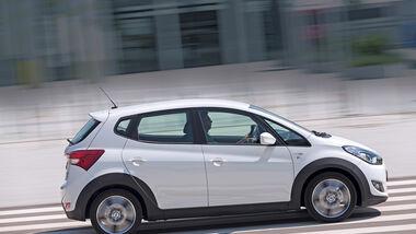 asv 1814, Hyundai ix20 Crossline 1.6 CRDi