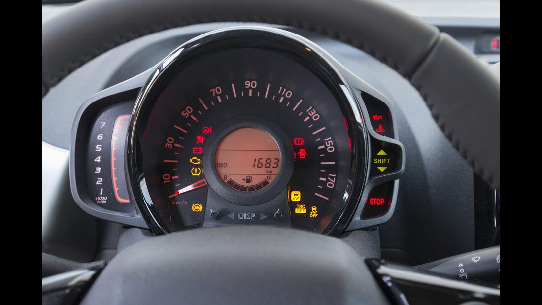 asv 1814, Peugeot 108 Puretech 82, Anzeige