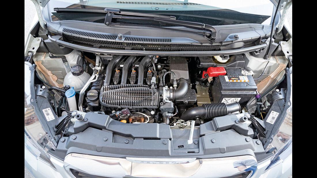 asv 1814, Peugeot 108 Puretech 82, Motor