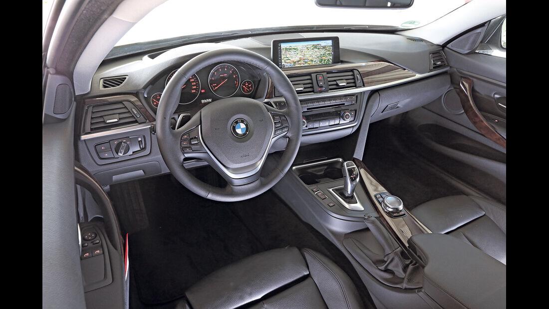 asv 1914, BMW 420i, Fahrbericht, Cockpit