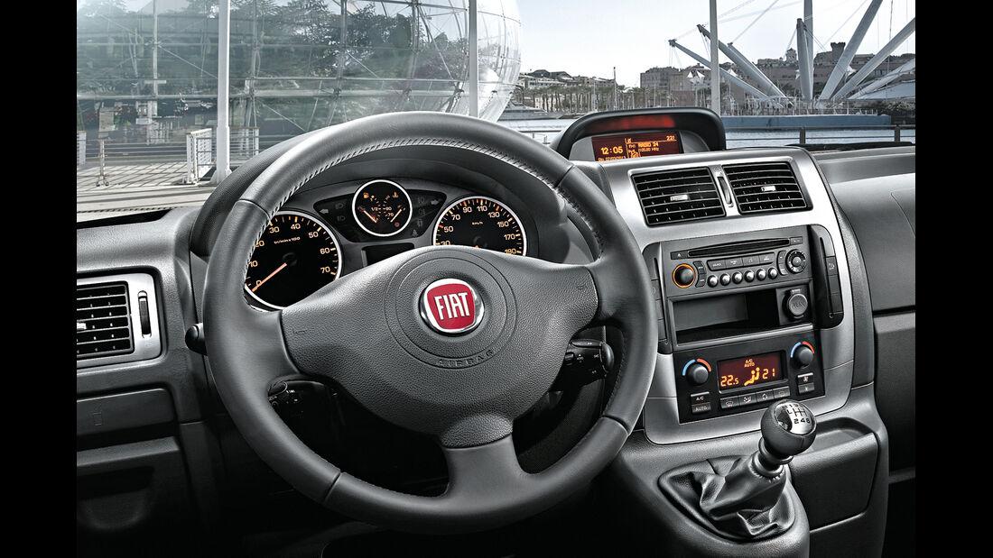asv 2014, Fiat, Cockpit