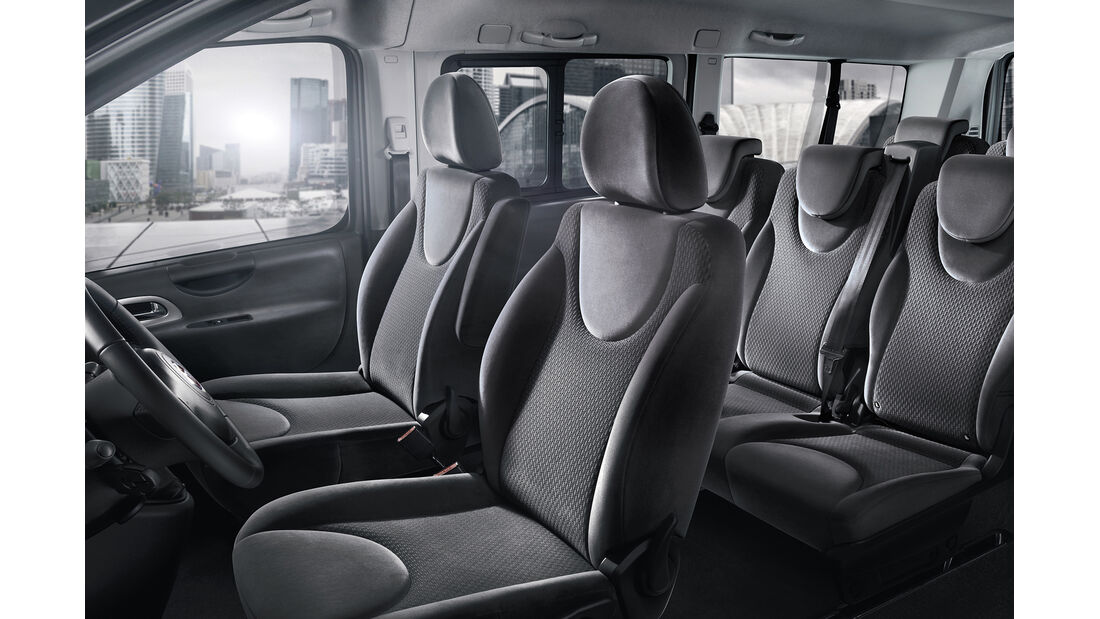 asv 2014, Fiat, Innenraum