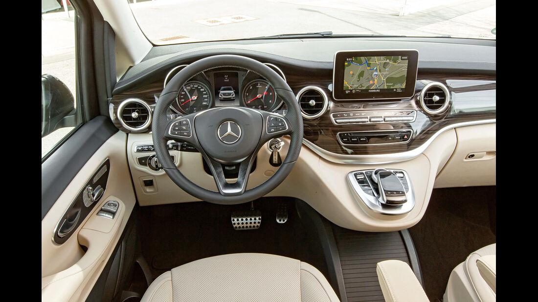 asv 2014, Mercedes, Cockpit