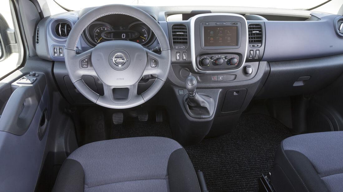 asv 2014, Opel, Innenraum