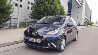 asv 2014, Toyota Aygo, Fahrbericht