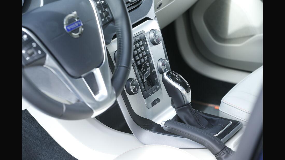 asv 2014, Volvo V40, Cockpit