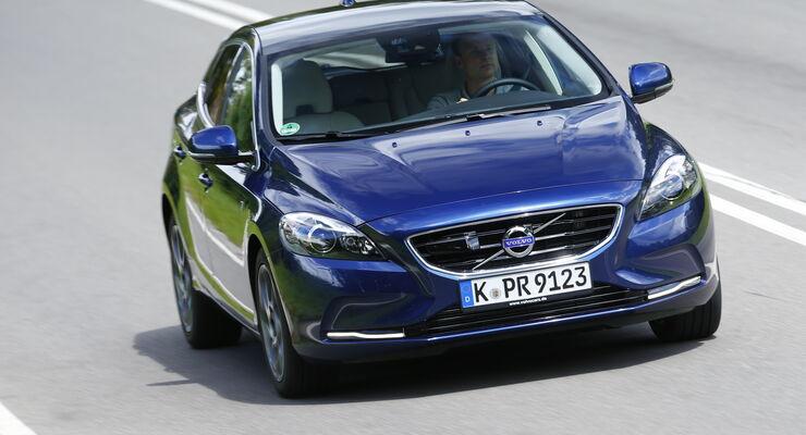 asv 2014, Volvo V40