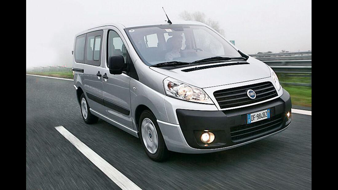 asv1314, Fiat Scudo, die besten Familienautos