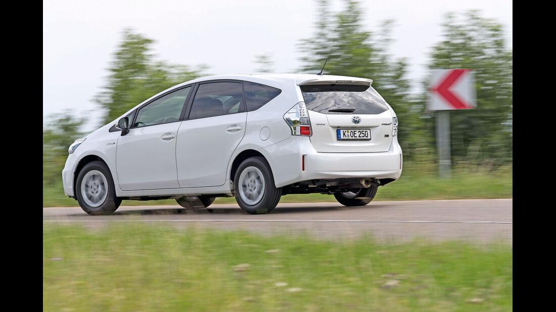 asv1314, Toyota Prius Plus, die besten Familienautos