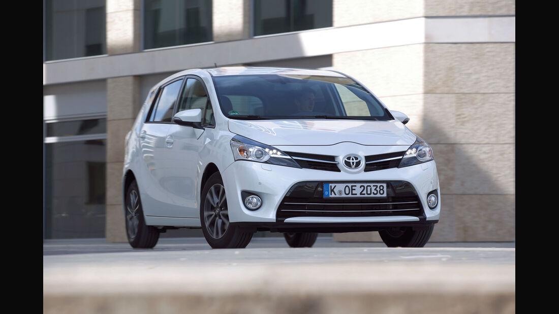 asv1314, Toyota Verso, die besten Familienautos