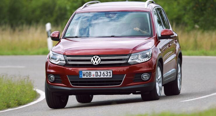 asv1314, VW Tiguan, die besten Familienautos