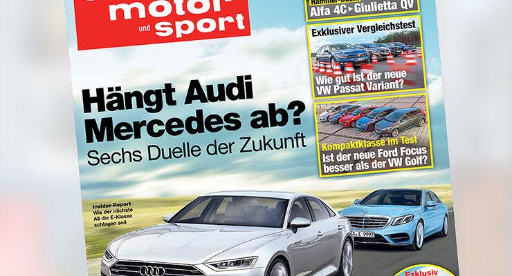 auto motor und sport (01/2015)