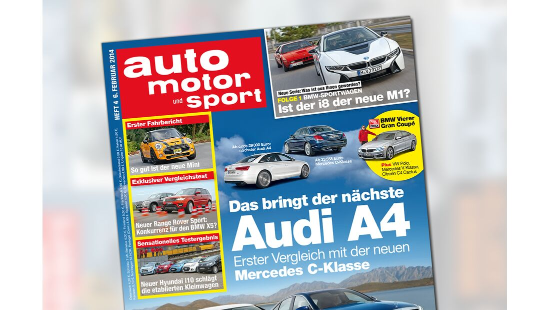 auto motor und sport (04/2014)