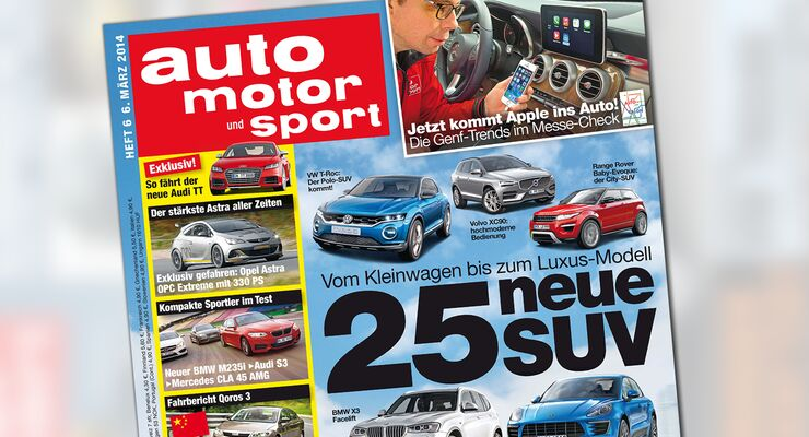 auto motor und sport 06/2014