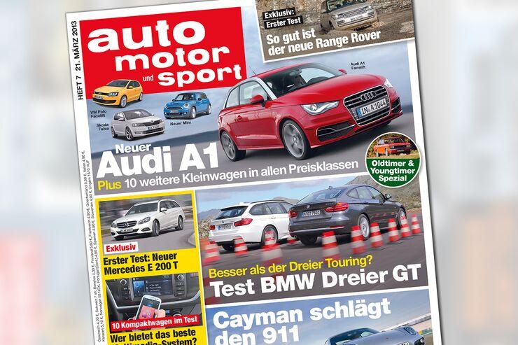 auto motor und sport (07/2013)