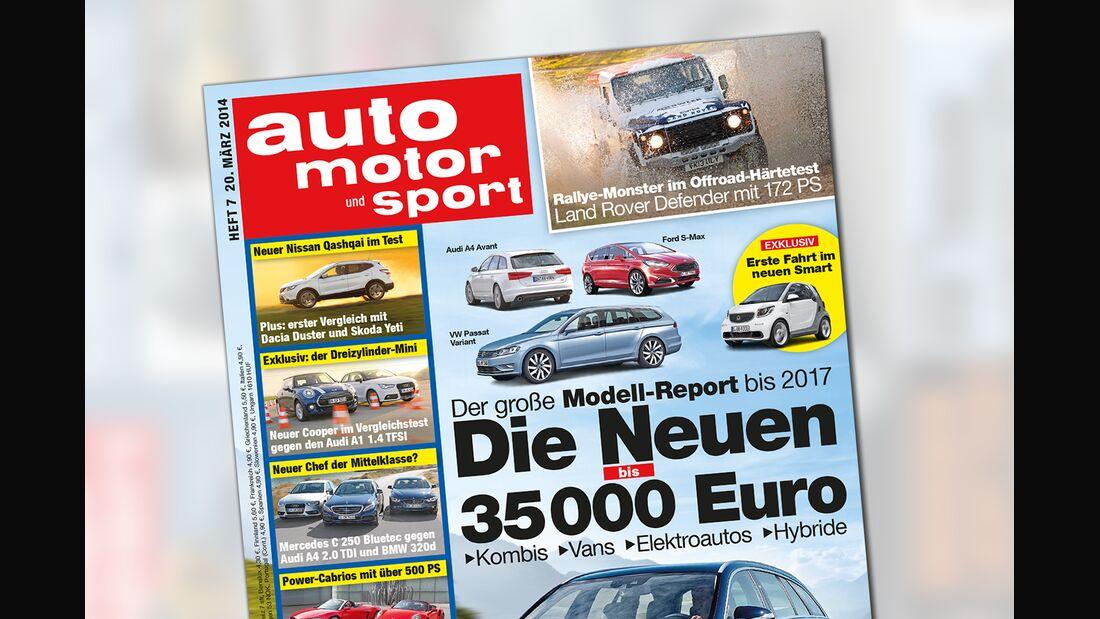 auto motor und sport 07/2014