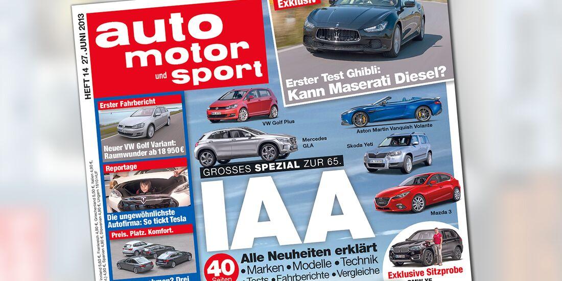 auto motor und sport (14/2013)