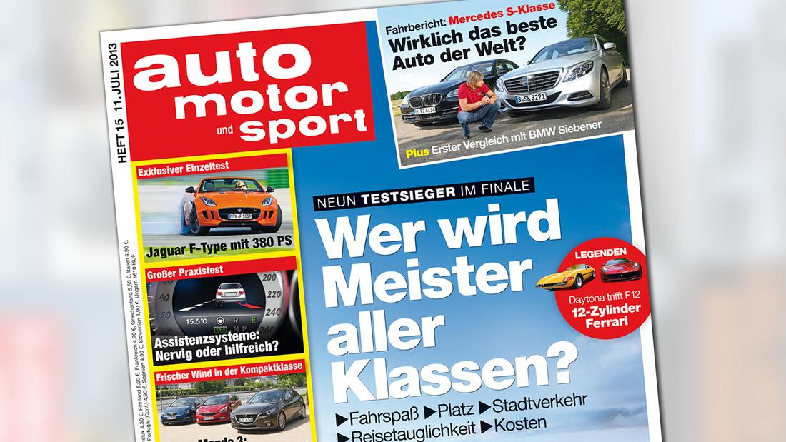 auto motor und sport (15/2013)