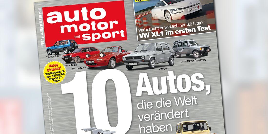 auto motor und sport (19/2014)